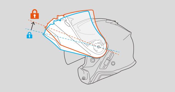 SHOEI NEOTEC2 システムヘルメット