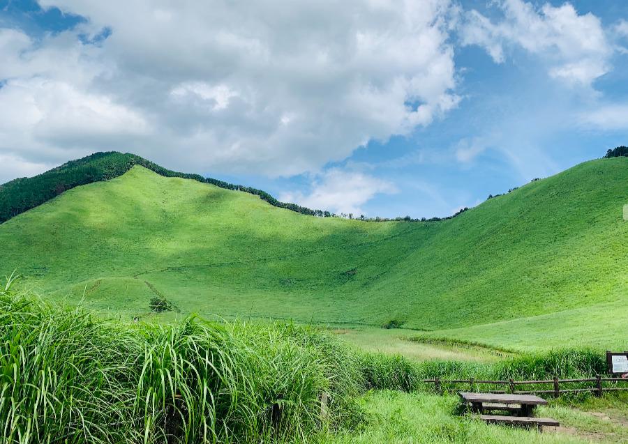 曽爾高原|鎧岳